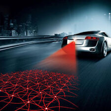 Car cool pattern anti-collision end rear tail fog driving laser caution light GZ