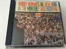 Woody Herman Big New Herd at the Monterey Jazz Festival CD 1999 099923850823