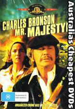 Mr Majestyk  DVD NEW, FREE POSTAGE WITHIN AUSTRALIA REGION ALL