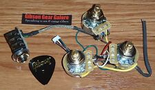 Gibson Flying V Pot Control HP Assembly CTS Potentiometer Guitar Parts Project T