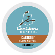 Caribou Coffee Caribou Blend, Keurig K-Cup Pod, Medium Roast, 96 Count