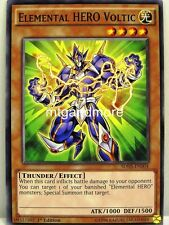 YU-GI-OH - 1x Elemental Hero Voltic-SDHS-Structure Deck Hero Strike