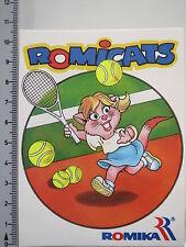 Aufkleber Sticker - Romicats - Romika - Schuhe - Tennis (2326)