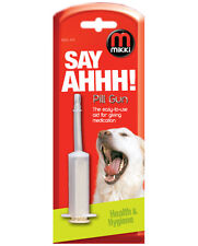 Mikki Pill Gun Makes Giving Tablettes or Capsules Easy for Cats and Dogs