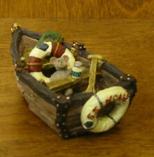 Boyds Accessories #2444 Noah's Life Boat, NEW from our Retail Store, Mint/Box