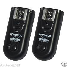 Yongnuo RF-603 C1 Wireless Flash Trigger for Canon 1000D 600D 550D 450D 300D 60D