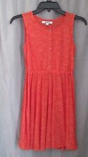 DKNY Girl's Dress, Orange, Size M