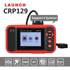 LAUNCH CRP129 OBD2 Diagnostic Scanner ABS SAS EPB Engine Transmission Airbag AT