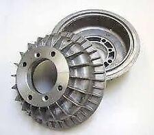 Classic mini alloy fin brake drums - New