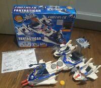 Fantastic four fantasticar - TOY BIZ - 2005 - Boxed And Complete