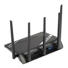 300M Wireless Long Range WiFi Gigabit Router w/High Power 5 Antennas 802.11