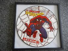 Amazing Spiderman Record In Frame