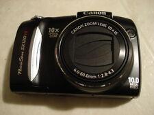 LikeNew Canon Powershot SX120 10MP Digital Camera 10x