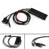 1x 3 in 1 RIB-Less Programming Cable Fr Motorola GP300/88S CP200 GM300 Radio T2