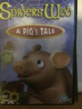 Spider's Web - A Pig's Tale UK DVD