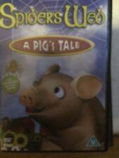 Spider's Web - A De cerdo Tale GB DVD