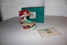 Walt Disney Classics Figurine WDCC The Little Mermaid Ariel Seahorse Surprise