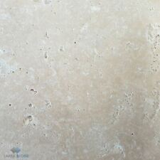 Classic Ivory Travertine Tiles 610x406x30mm Tumbled