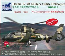 Bronco 1/350 Harbin Z-9B Militare Elicottero Utility # NB5052