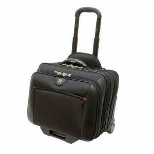"Wenger Potomac 17"" Wheeled Laptop Case with Removable 15.4"" Laptop Sleeve"