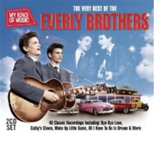 The Everly Brothers-The Very Best of the Everly Brothers  CD NEW