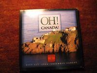 Canada 2004 Oh Canada RCM Mint Set.