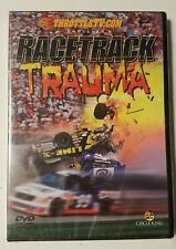 Racetrack Trauma (DVD, 2009) - Stock Cars, Motocross, Crashes - New