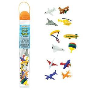 IN THE SKY Toob 699404 ~ FREE SHIPPING in USA  w/$25+ Safari Ltd. Figurines