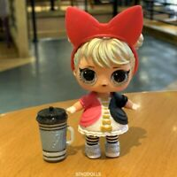 Lol Surprise Dolls Glam Glitter Curious QT with outfit headband cute toy gift