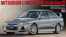 Hasegawa 20257 1/24 Scale Model Car Kit Mitsubishi Lancer GSR Evolution IV Evo 4