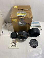 Obiettivo Nikon AFS 50 mm f 1.4 G Autofocus fotografia foto Bokeh foto