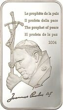 Congo - 10 Francs John Paul II Prophet of Peace