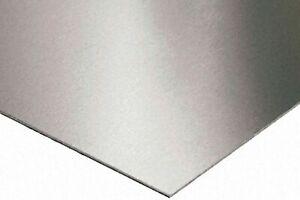 Plaque aluminium épaisseur 3mm alu tôle - Divers tailles