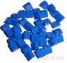 LEGO - 40 x Dachstein 45 Grad 2x2 blau / Blue Slope / 3039 NEUWARE