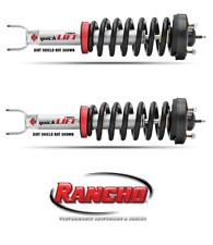 Rancho Quicklift Leveling Strut Set Front Left/Right For 2009-2016 Ram 1500 4WD