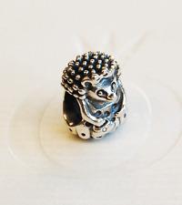 "Genuine Pandora Charm ""Miss Hedgehog"" -  791179 - retired"