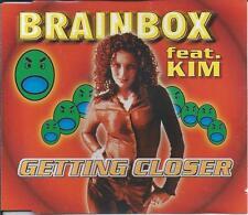 BRAINBOX ft KIM - Getting closer CDM 5TR Eurodance 1997 RARE!