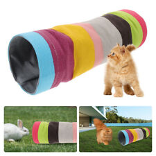 1pc Colorful Funny Durable Hamster Toy Hamster Tunnel Pet Cage Toy
