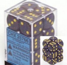 Chessex Dice: Speckled Twilight - Six Sided Die d6 Set (12) CHX 25766