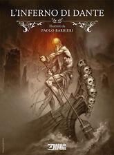 L'Inferno di Dante - Illustrato da Paolo Barbieri - Sergio Bonelli Editore - ITA
