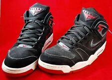 Nike Air Flight Falcon Retro Black/Red/White Shoes Sneakers Mens 13 - 397204-061