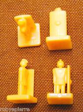 Ricambi Risiko SPQRisiko! S.P.Q.Risiko 1810 EG 2005 lotto di 20 legionari gialli