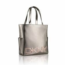 DKNY Large Silver Bag