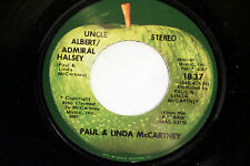 Paul & Linda McCartney: Uncle Albert, Admiral Halsey /Too Many People [Unplayed]