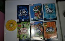 The sims vacation 2 pets makin magic unleashed triple deluxe superstar PC bundle