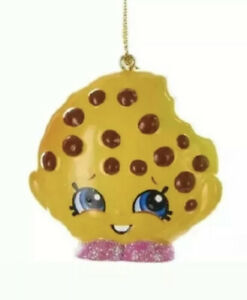 Shopkins cookie christmas Ornament  Kurt S. Adler Kookie figure