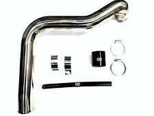 AUDI S3 TT SEAT LEON CUPRA R BAM AMK K04 CHARGE PIPE POLISHED STAINLESS ST AL175