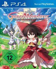 Touhou Genso Wanderer (FKA: Touhou Genskyo) (Playstation 4) (B-Ware)