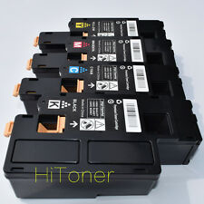 4 x Toner For Xerox Phaser 6020 6022 WorkCentre 6025 6027 106R02760 ~ 106R02763