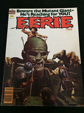 EERIE #102 VF Condition